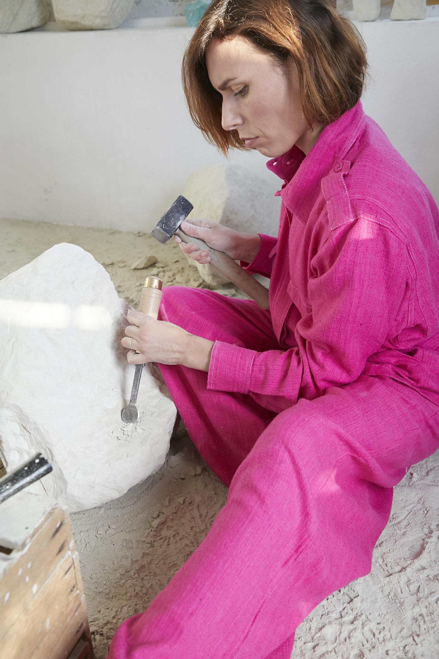 Audrey Guimard sculptrice Valentine Gauthier