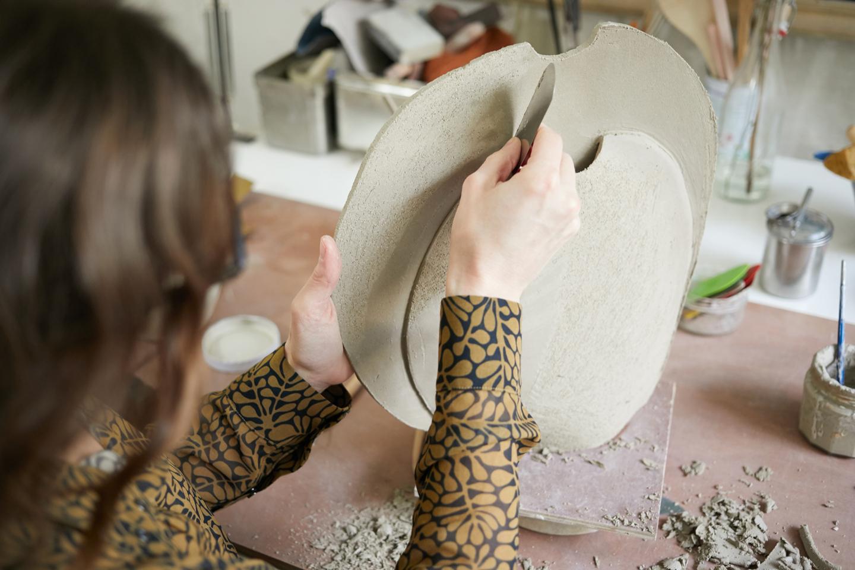 léonine furcy artiste ceramiste